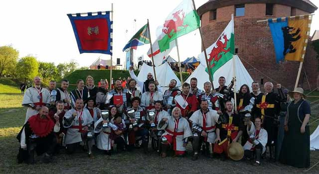 Battle Heritage at the 2015 IMCF World Championships in Malbork